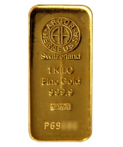 1 kilo gold bar | SIPP Pension Approved