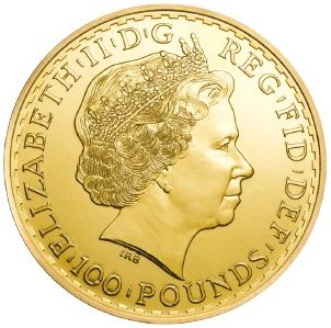 Britannia Gold 1oz - Tax Free